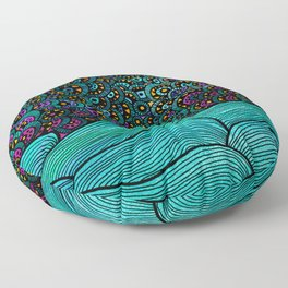 Oceania Floor Pillow