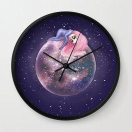 Lost in a Space / Callistori Wall Clock