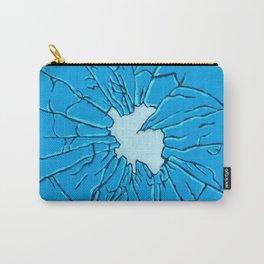 Broken glass Carry-All Pouch