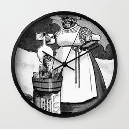 Shrinkage... Wall Clock