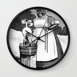 Shrinkage... Wall Clock