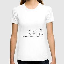 peeps wildcats peep T-shirt