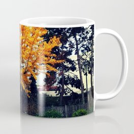 Paris in the Fall Coffee Mug