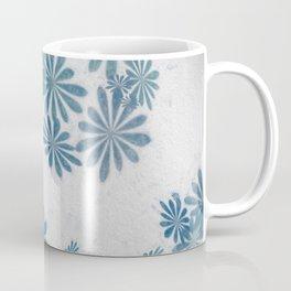 Blue torquise Coffee Mug