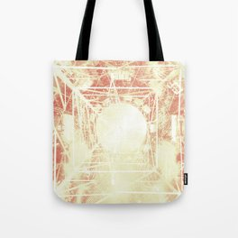 Fuse/Orange Tote Bag