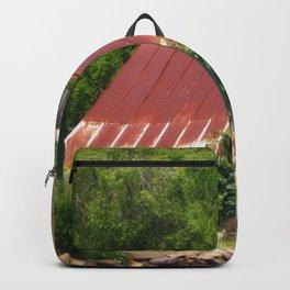 Old Barn Backpack