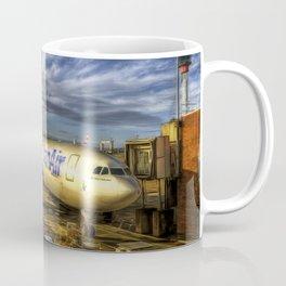 Iran Air Airbus A330 Art Coffee Mug
