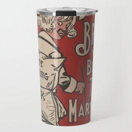 Old sign / Buster Brown Travel Mug