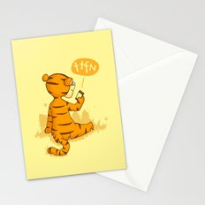 Ta Ta For Now Stationery Cards