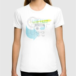 Live Fast / Die Young T-shirt