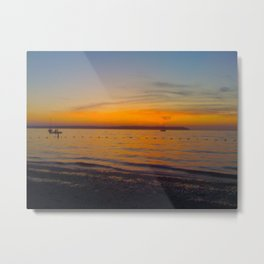 North Shore Living Metal Print