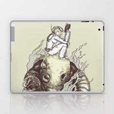 harder they fall Laptop & iPad Skin