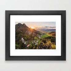 Landscape 09 Framed Art Print