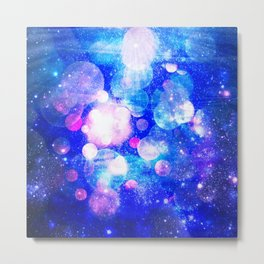 Unknown Galaxies Metal Print