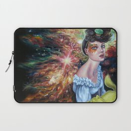 Munchkin I: Cupcake and her Cat Laptop Sleeve