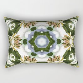 bet you just love leaves Rectangular Pillow