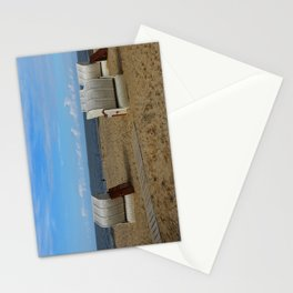 Beach Life in Autumn Stationery Cards