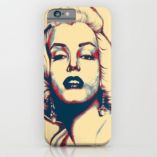Hope Monroe iPhone & iPod Case