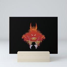 My Hero Mini Art Print