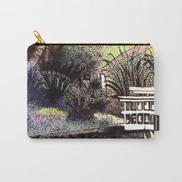 Pointy Garden Carry-All Pouch