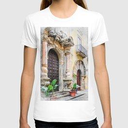 Trapani art 8 T-shirt