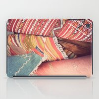 moroccan iPad Cases featuring Moroccan by Paint Pattern Photo