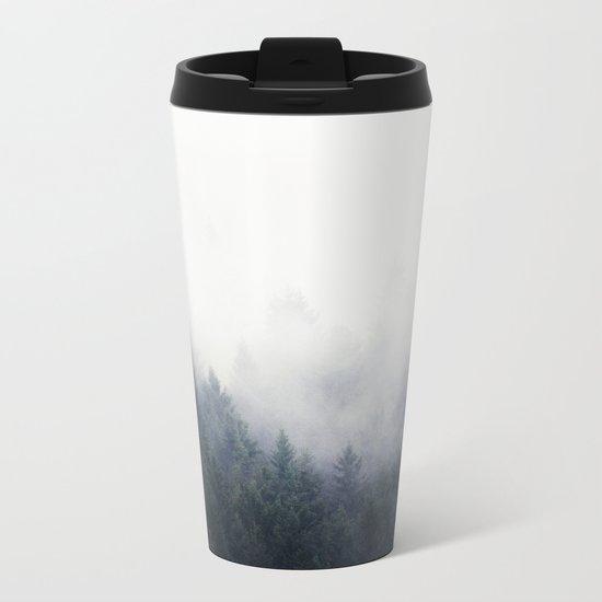 I Don't Give A Fog Metal Travel Mug