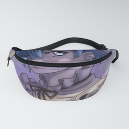Rem in Shadows Fanny Pack