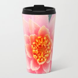 A Water Lily's Prime Travel Mug