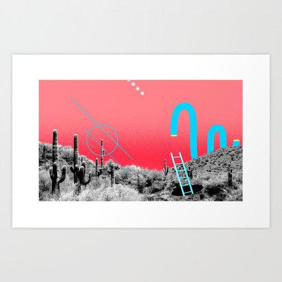 Carrizo Plain Art Print