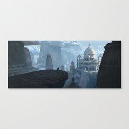 Surya Canvas Print