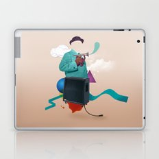ILOVEMUSIC #2 Laptop & iPad Skin