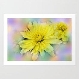 the beauty of a summerday -120- Art Print