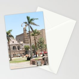 Temple of Luxor, no. 16 Stationery Cards