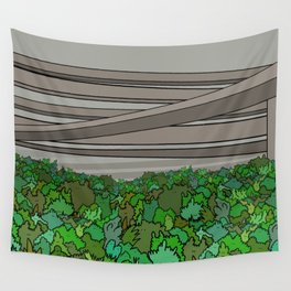 The Overpass Wall Tapestry