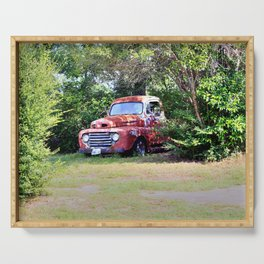 1950 Ford F100 Serving Tray