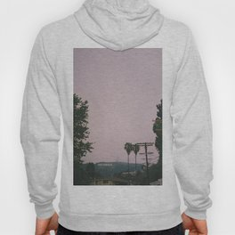 Rainy Hollywood - a rare sight Hoody