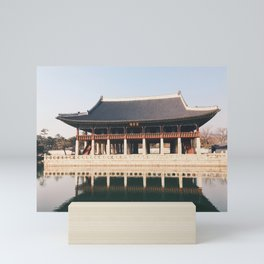 Gyeongbokung Palace Mini Art Print