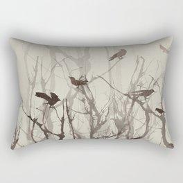 Songs at Dusk Rectangular Pillow