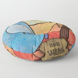 Laurino from Venus (Bass) Floor Pillow