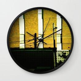 Shadows, Sydney Wall Clock