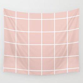 Quartzo Squares Wall Tapestry