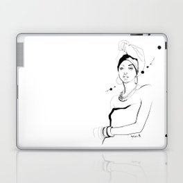 Ethnic Beauty - Africa Laptop & iPad Skin