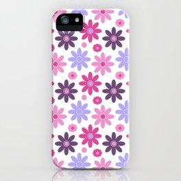 Princess Flowers iPhone Case