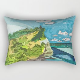 Uluwatu Rectangular Pillow