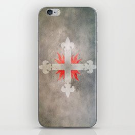 Ghosts of the Musketeers iPhone Skin
