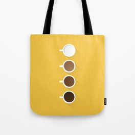 Coffee + Simplicity Tote Bag