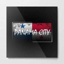 Panama City Metal Print