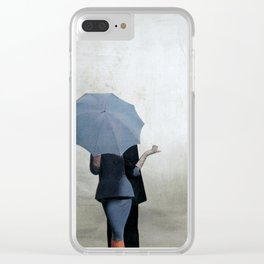 It's Clearing up Clear iPhone Case