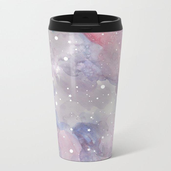 Star sky Metal Travel Mug